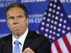'Am I making you uncomfortable?': Cuomo faces SEVENTH sexual harassment accuser