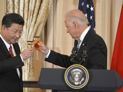 Biden Rescinds⚡️Trump Order Banning Chinese Involvement In US Power Grid