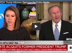 MUST WATCH 🎥 Trump Attorney Destroys the Entire Media
