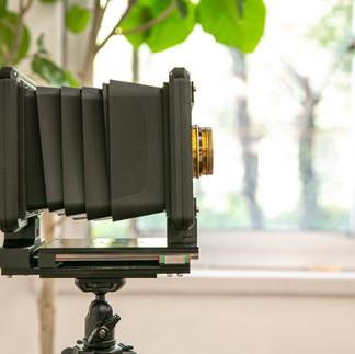 3Dプリント蛇腹のプロトタイプ。遮光はできないが自由な伸縮が可能。