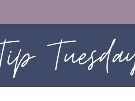 #TipTuesday - Updated Weekly!
