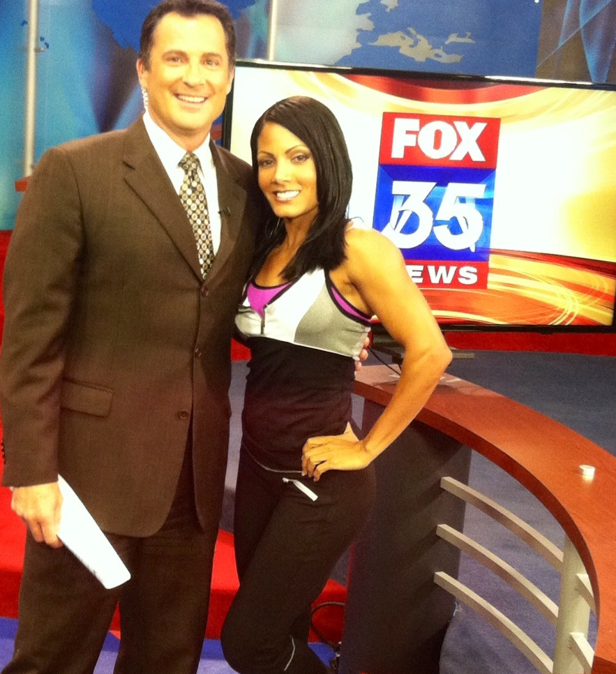 Orlando's Fox 35 Fitness Expert - Cheryl Brown