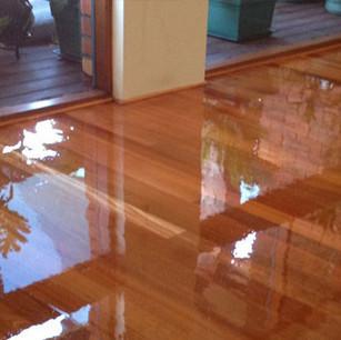 Expert Floor Buffing