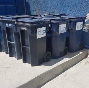 Trash Bin Rental