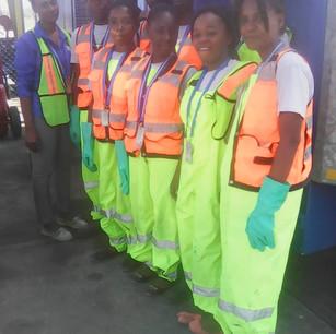 Team Clean!