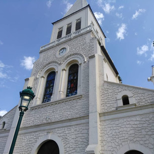 Saint Pierre Church Deep Cleaning