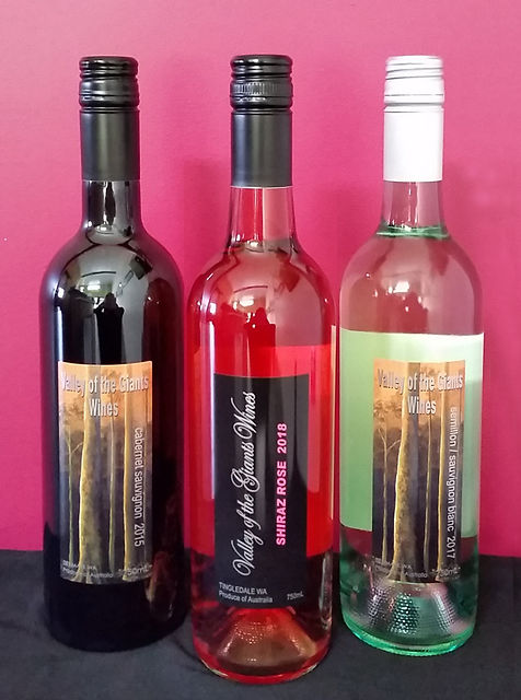 Valley of the Giants Wines