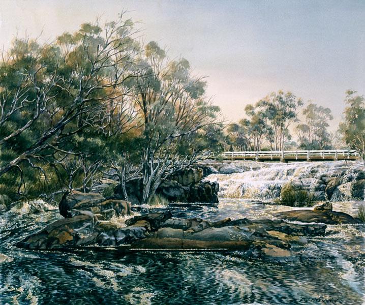 Fernhook Falls Walpole WA