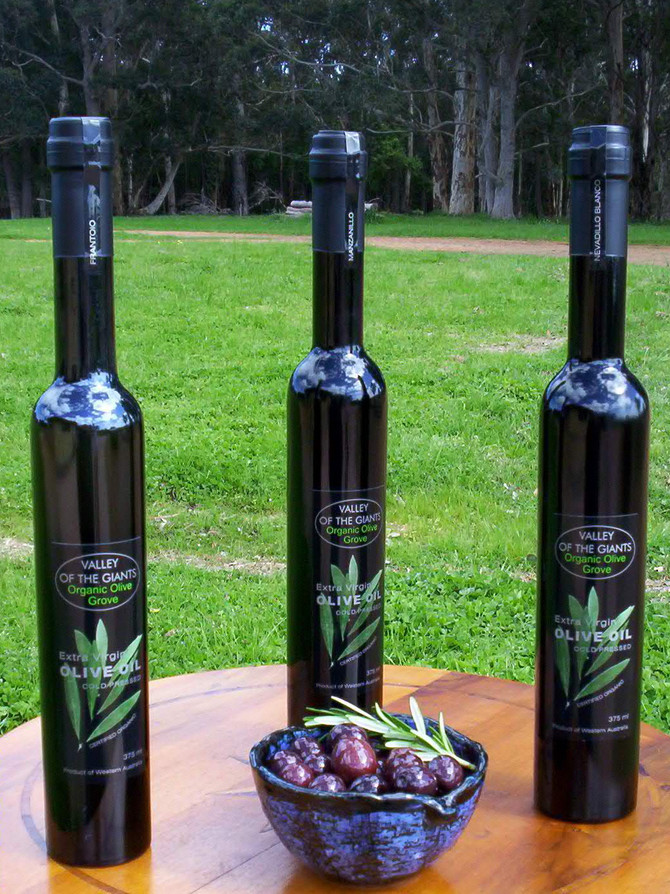 Opinion: Virgin Olive Oil and Picked Olives
