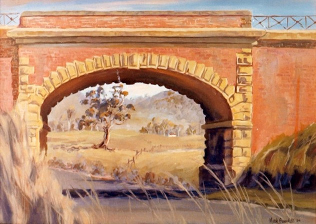 Mark Greenhill- Bridge