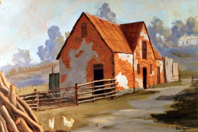 Mark Greenhill-Barn