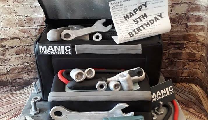 Happy birthday to Manic Mechanics Newport!