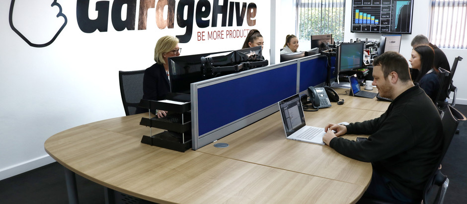 Welcome to the newly renovated Garage Hive hub in Nottingham!