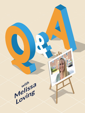 Q&A: Melissa Loving loves to help solve tech issues
