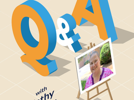 Q&A: Kathy Gentry takes pleasure in helping others