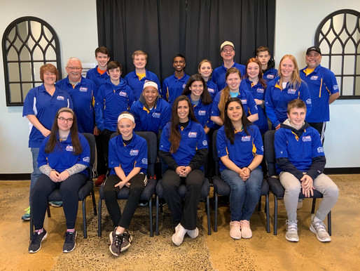 Blue Ridge Helps TOPSoccer Coaches