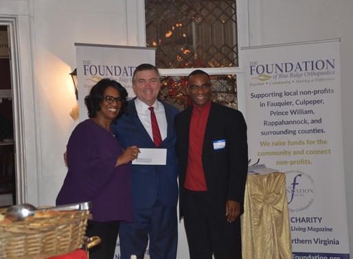 Blue Ridge Foundation gives $55,000 to local nonprofits