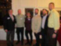 Blue Ridge physicians attend give-back e
