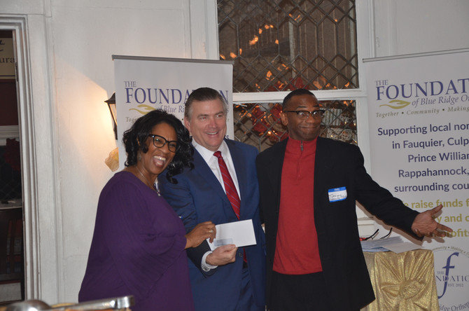 Blue Ridge Foundation gives $55,000 to local nonprofits