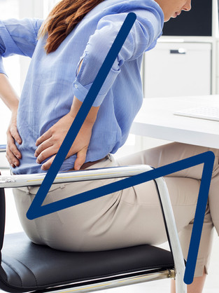 """""""Unfold"""" from your desk to ease stress on your joints"""