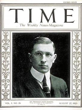 1923 Nobel Prize-winning orthopedist faced hurdles