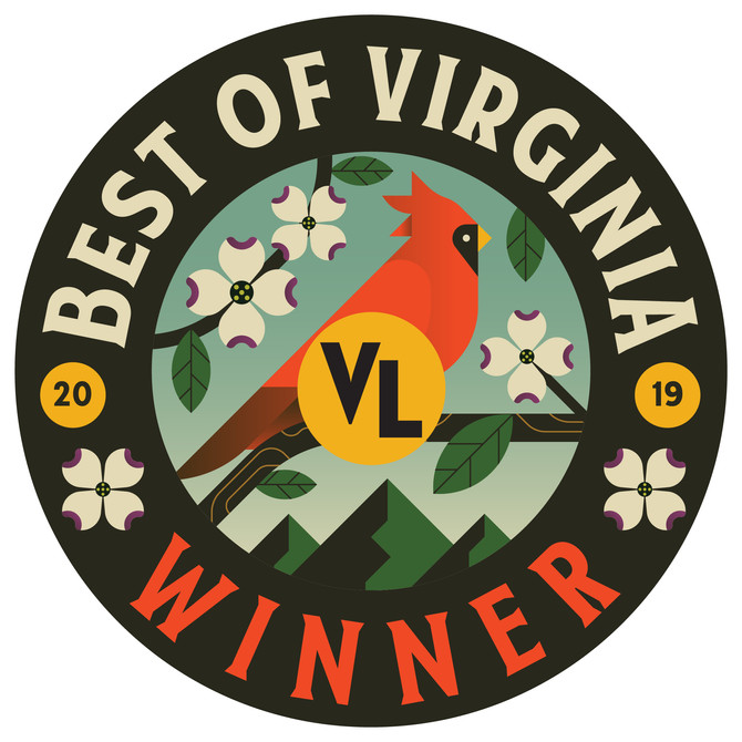 Foundation wins Best Charity in N. Virginia!