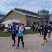 Foundation of Blue Ridge Orthopaedics' Bodies in Motion Runs Raise $55K for Area Nonprofits
