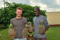 Jens i Uganda