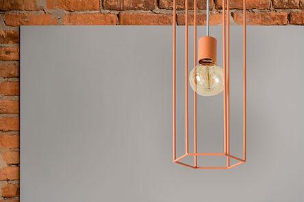 Designed Hanging Lamp