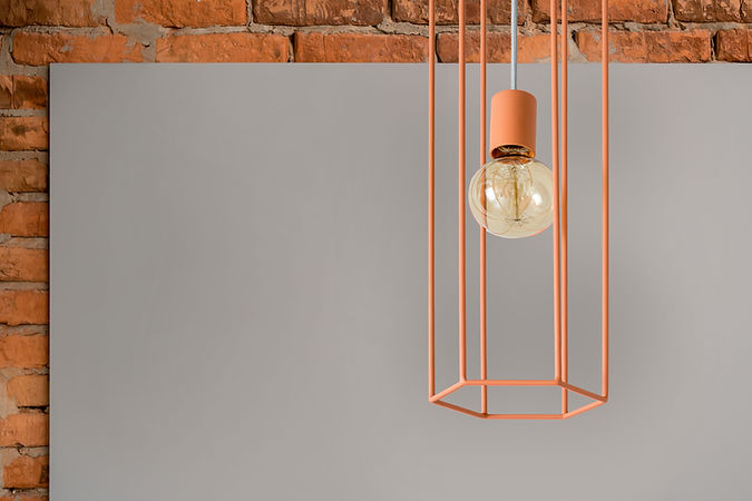 Designed Hanging Lamp