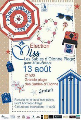 """Cette été, l'Election des Miss était organisé par le """"Comité Miss France"""". Et, c'était le Spa Un Zeste de Bien-Etre qui les maquillait. Une fois de plus!!!"""