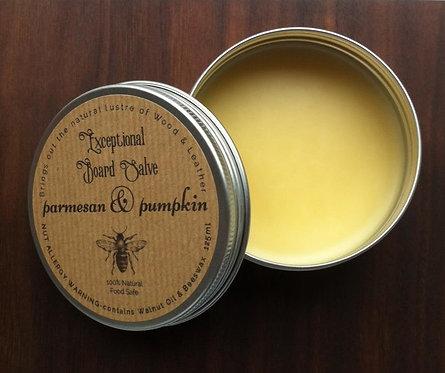Parmesan & Pumpkin Exceptional Board Salve Tin