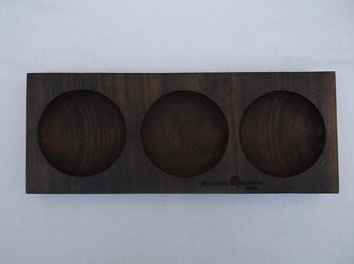 Black Walnut Wooden Dipping Board