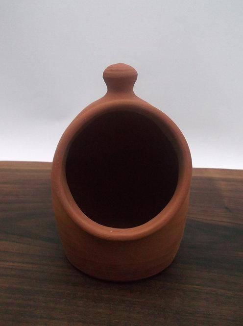 Terracotta Salt Pig
