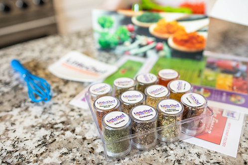 Little Chef Adventures SPICE KIT