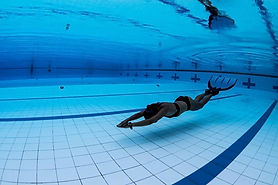 freediving training pool