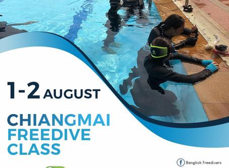 Chiang Mai Freediver Course