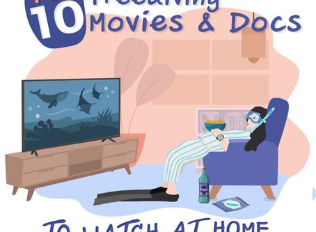 Top 10: Freediving Movies & Documentaries