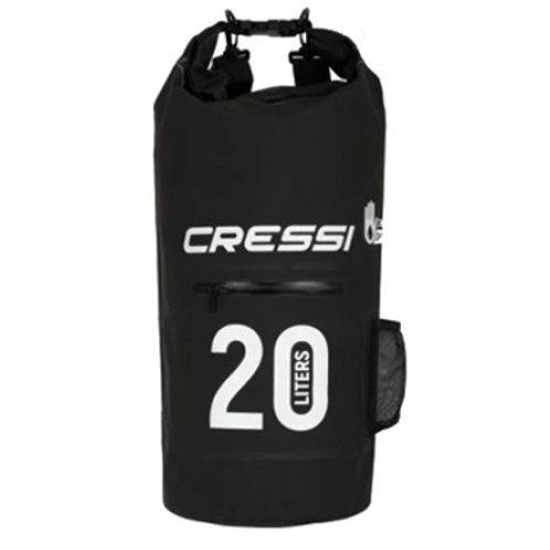 CRESSI Dry Bag With Zip Pocket (20L)
