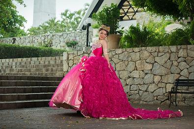 Fotografo de Xv en Acapulco