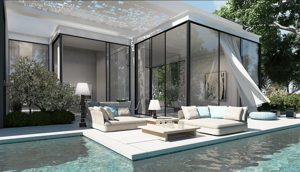 Rama Dotan Architects Collaboration with arc. Eran Binderman. Rendering by Ando studio.