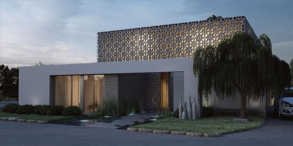 Rama Dotan Architects Collaboration with arc. Eran Binderman. Rendering by studio Aiko.