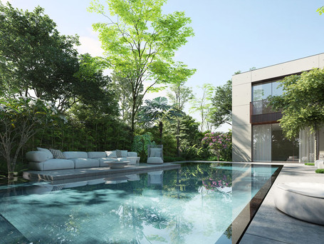 Rama Dotan Architects Collaboration with arc. Anat Lazar. Rendering by Ando studio.