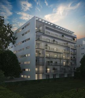 Rama Dotan Architects                   Collaboration with arc. Eran Binderman. Mamon Architects. Rendering by 3Ddesing.