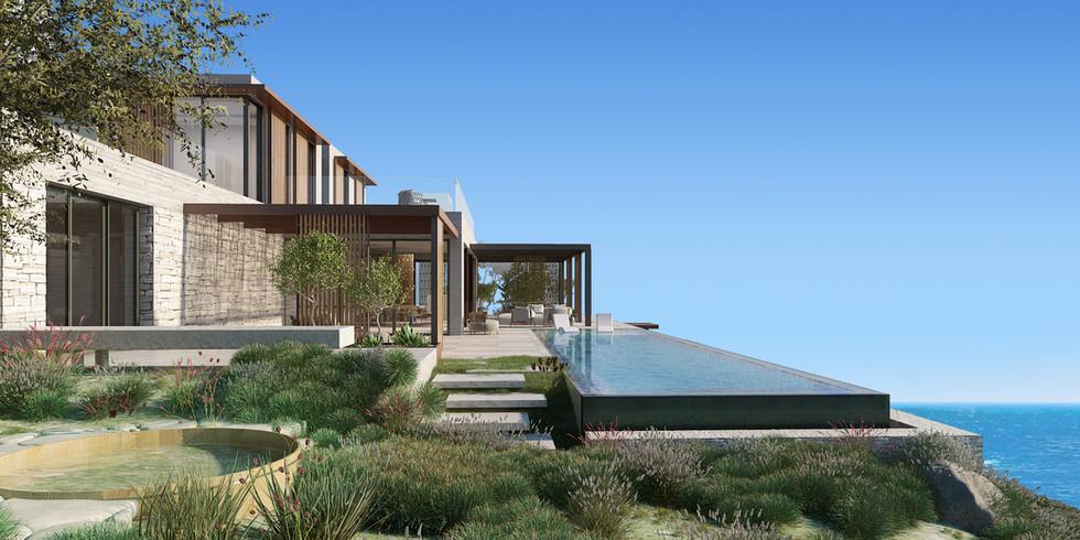 Rama Dotan Architects                   Rendering by AVA studio.