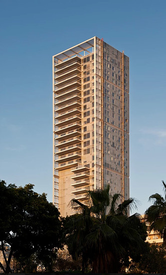Rama Dotan Architects Collaboration with Moshe Zur architects and arc. Eran Binderman. Photography by Oded Smadar
