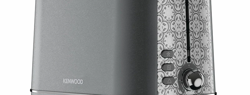 KENWOOD TCP05 ABBEY COLLECTION Toaster