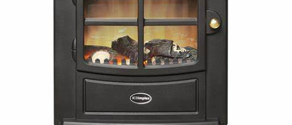 DIMPLEX BFD20N Optiflame Brayford Stove Fire