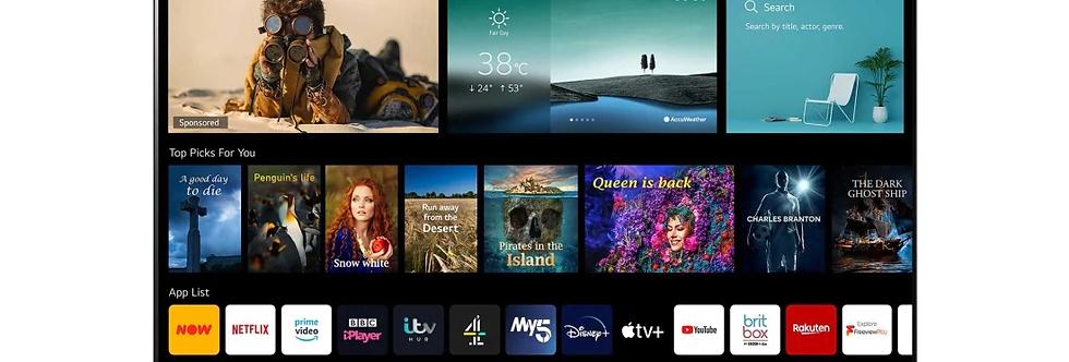 LG OLEDC16LA TV Range