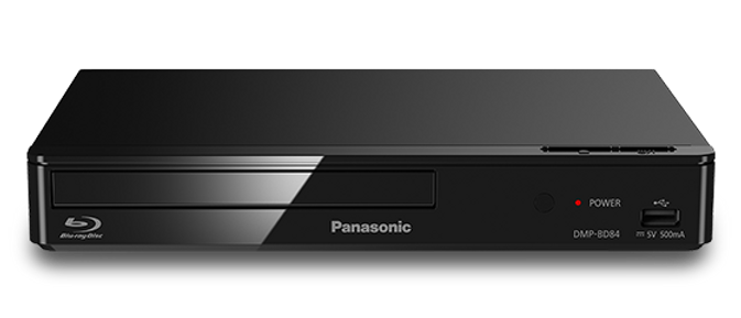 PANASONIC DMPBD84 Blu-Ray Player